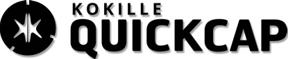 Kokille QuickCap Post Caps Logo
