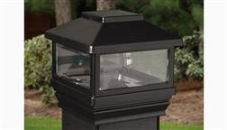 Deckorators_CXT_Solar_Post_Cap_4x4_Lighted_Cap_4-5-8_Inch_Black