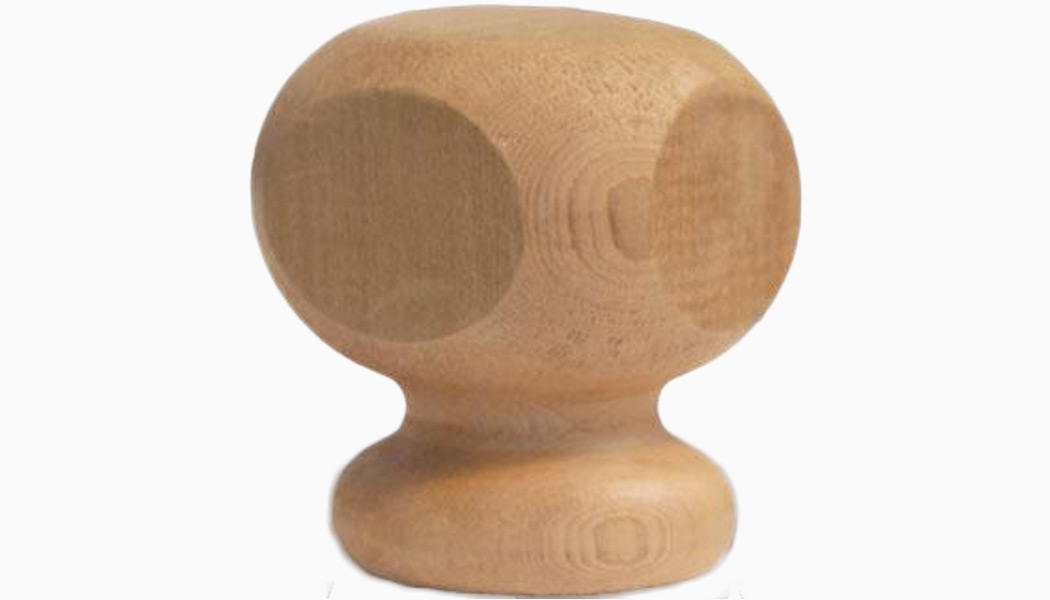"Contemporary 4"" Pressure Treated Finials by Mr Spindle"
